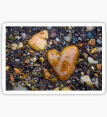 Heart of the Rocks Sticker