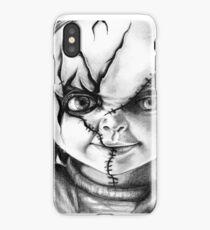Hi, I'm Chucky, wanna play? iPhone Case/Skin