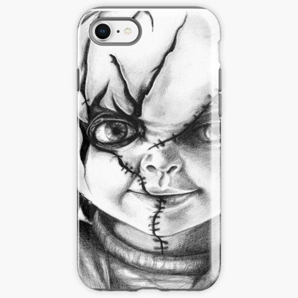 Hi, I'm Chucky, wanna play? iPhone Tough Case