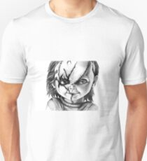 Hi, I'm Chucky, wanna play? Unisex T-Shirt