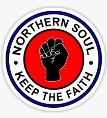 Northern Soul Sticker