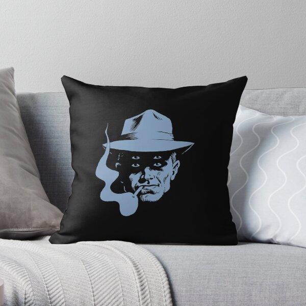 Earl Foureyes Throw Pillow