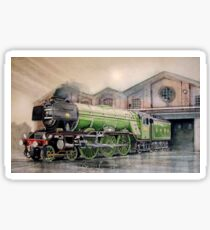The Flying Scotsman Sticker