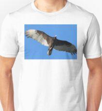 Turkey Vulture in Flight T-Shirt