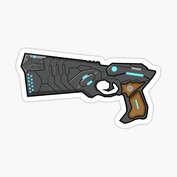 Psycho pass dominator gun Pegatina