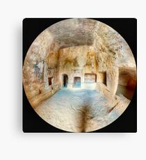 Tomb of the Kings Tomb 1 Canvas Print