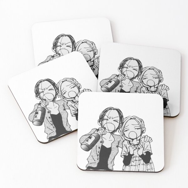 NANA Coasters (Set of 4)