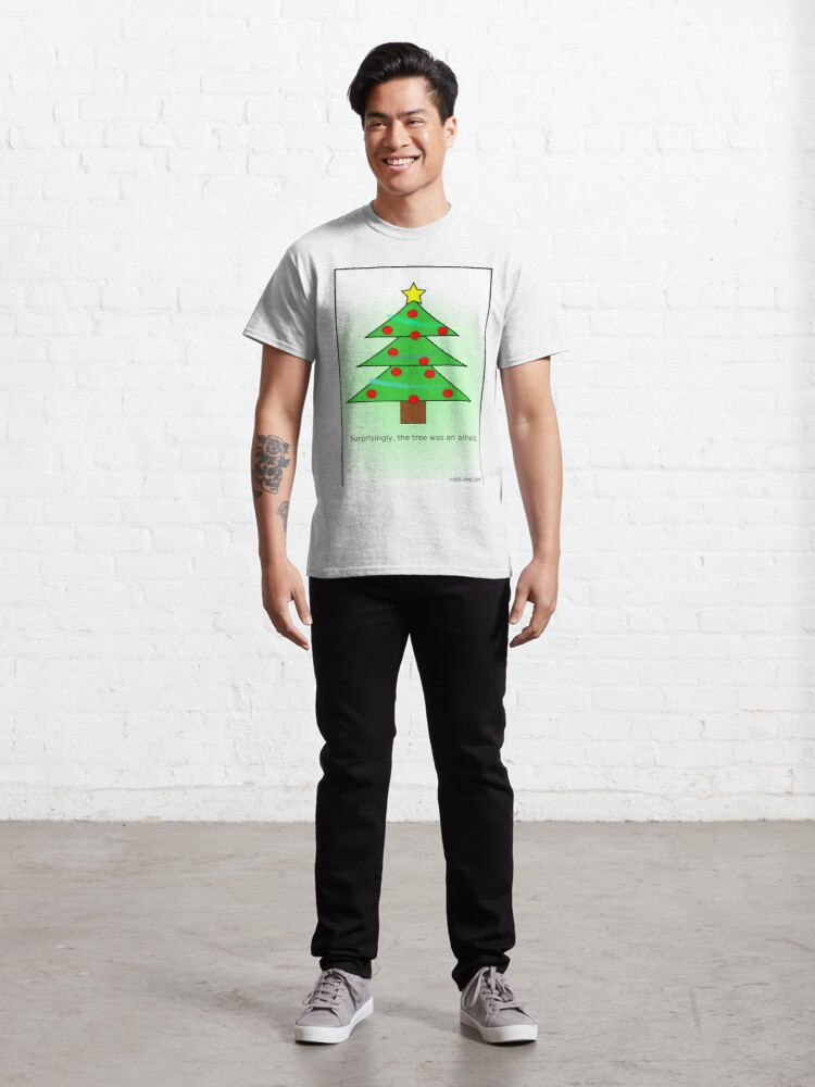 Alternate view of xmas Classic T-Shirt
