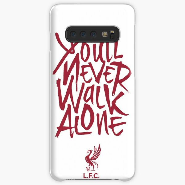 You'll never walk alone liverpool FC Samsung Galaxy Snap Case