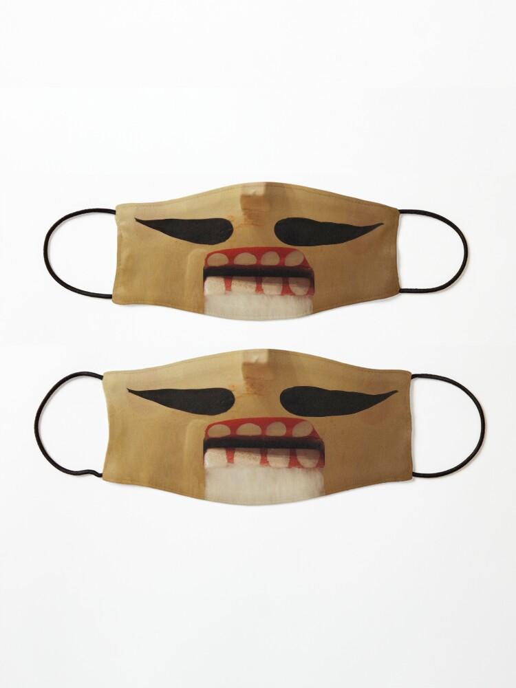 Alternate view of Nutcracker, Christmas 2020, Covid Xmas, Funny Christmas Quarantine Mask