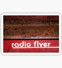 Radio Flyer Sticker