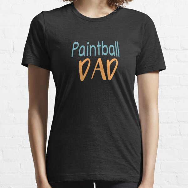 Paintball Dad gift for dad Funny Essential T-Shirt