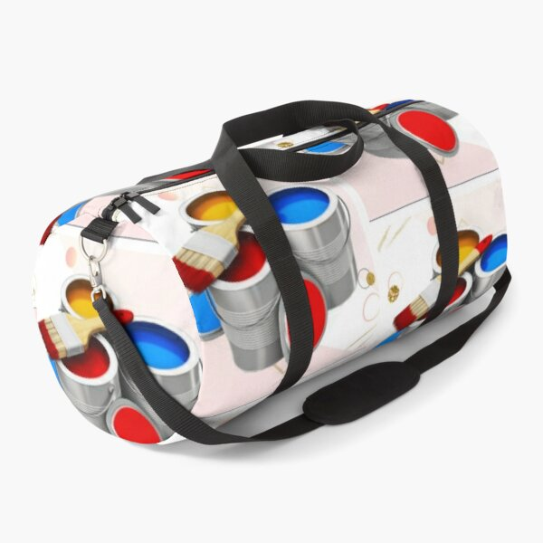 Colour Duffle Bag