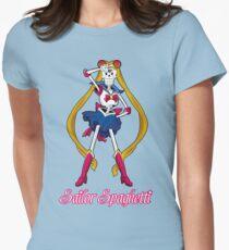 Undertale Sailor Papyrus Women's Fitted T-Shirt