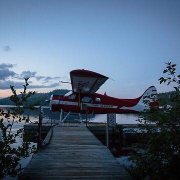 Air Saguenay - Foto de hidroavión de jpvalery