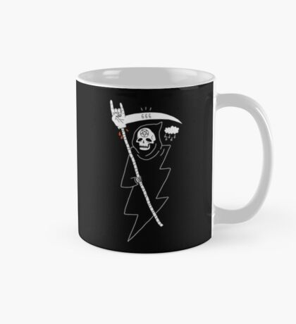 Angel of Death Metal Mug