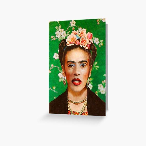 Capricieux Frida Caprichossi Carte de vœux