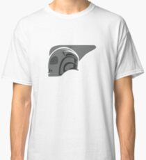 Rocketeer Illustration Classic T-Shirt