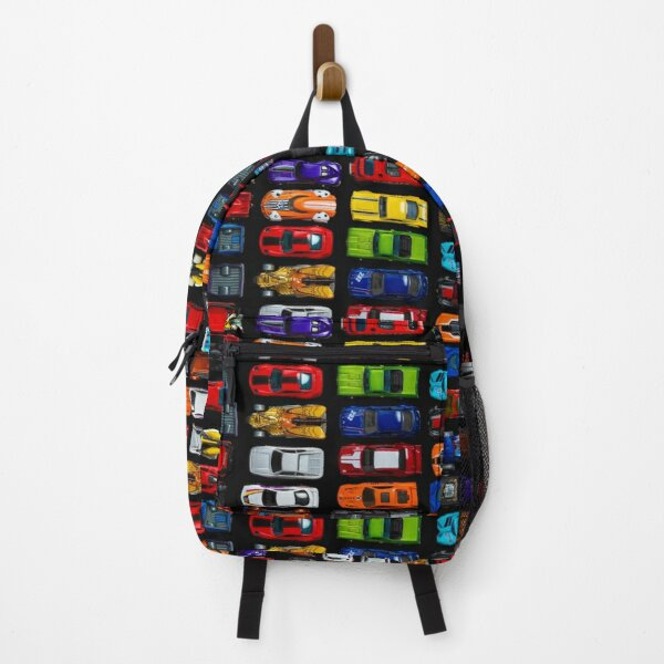 Cars, cars and cars Backpack