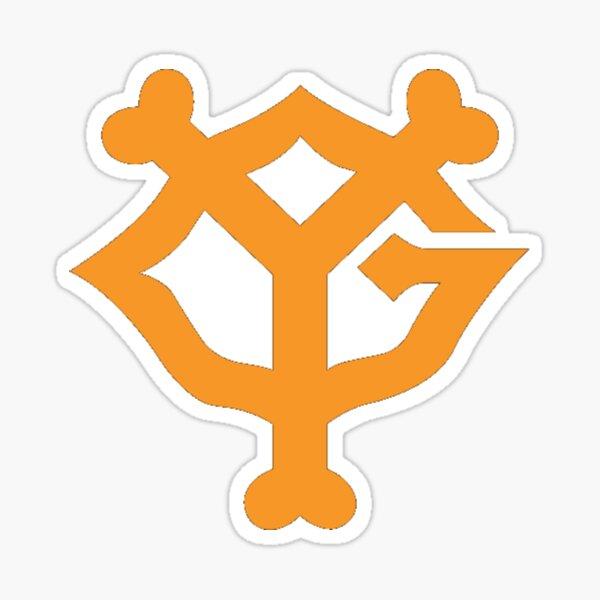 Tokyo Giants Sticker