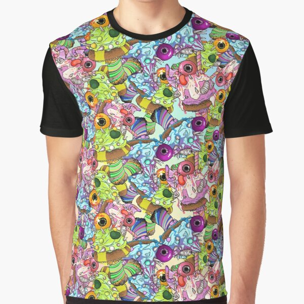 Sugar Shrooms Graphic T-Shirt
