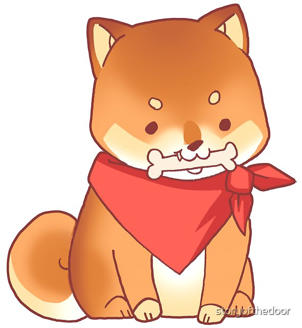 Rude Shiba Dog 3 - Chuchuw by storyofthedoor