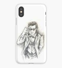 Run You Clever Boy iPhone Case