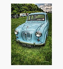 Austin A34 Saloon Photographic Print