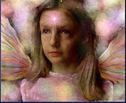 Little Angel by Heidi Norman