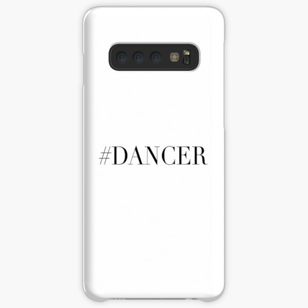 Dance Dancer Samsung Galaxy Snap Case
