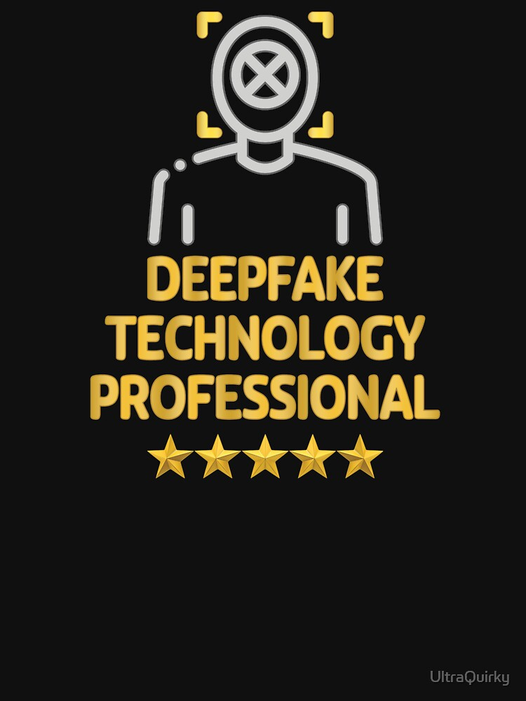 Deepfake Technology Professional. by UltraQuirky