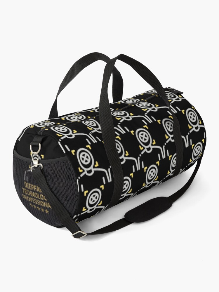 Alternate view of Deepfake Technology Professional. Duffle Bag