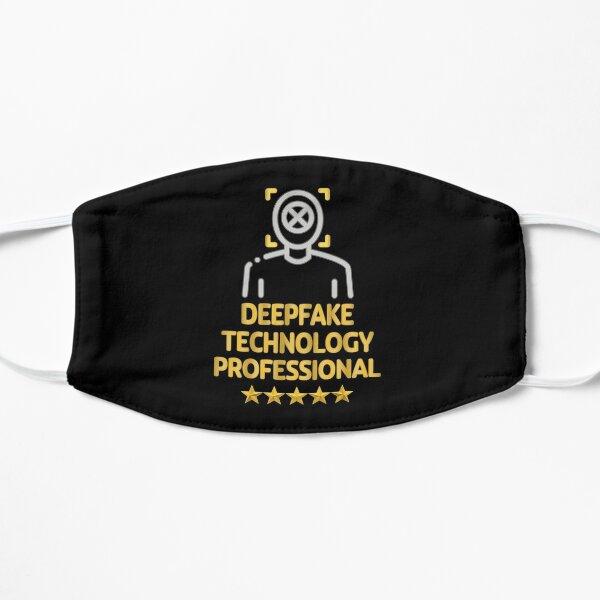 Deepfake Technology Professional. Mask