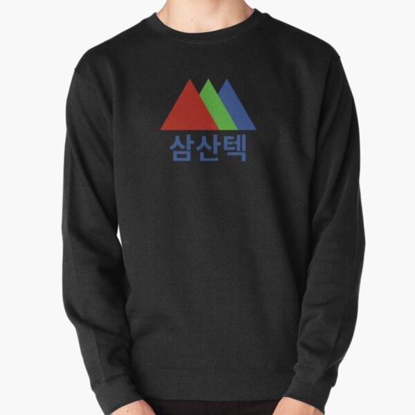 Start-Up - SAMSAN TECH - Hangul - Pullover Sweatshirt