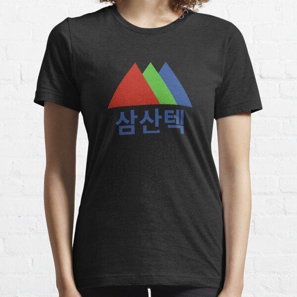 Start-Up - SAMSAN TECH - Hangul - Essential T-Shirt