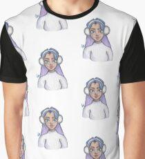 earmuffs Graphic T-Shirt