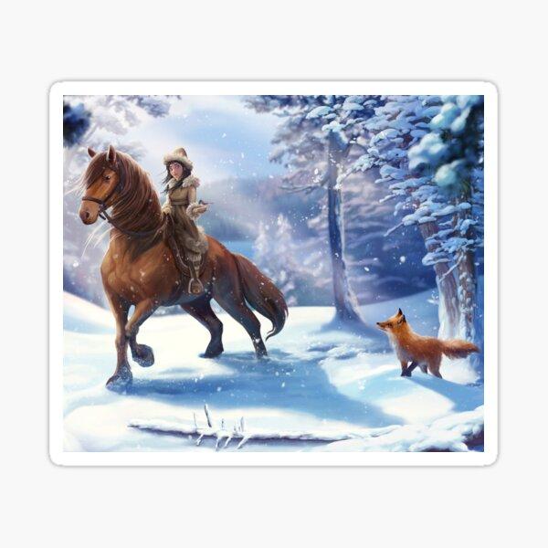 Star Stable Horse Sticker