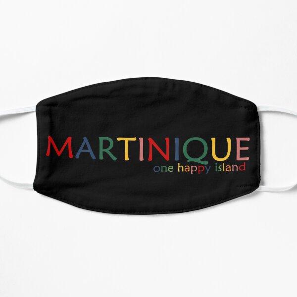 Martinique One Happy Island Masque sans plis