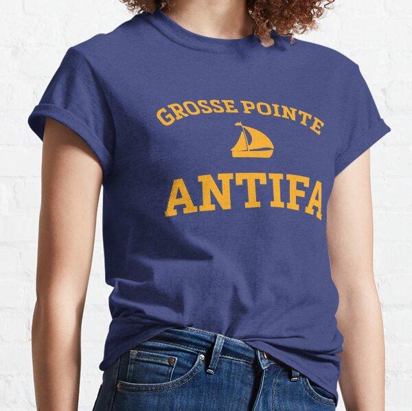 Grosse Pointe Antifa Classic T-Shirt