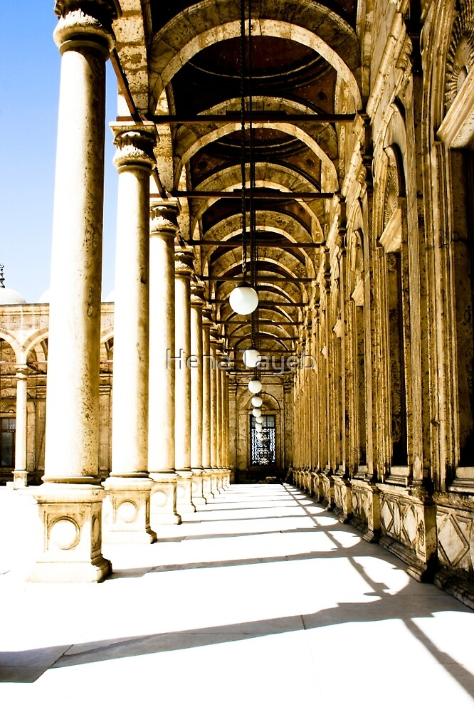 Under the Arches by Hena Tayeb