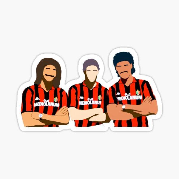 SempreMilan x The Three Kings Sticker