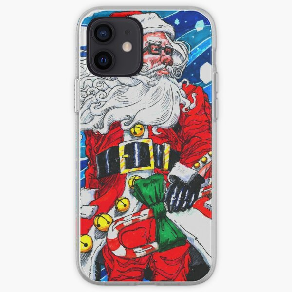 The Man With the Bag iPhone Soft Case