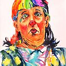 Clown series - Oh no! by bettymmwong