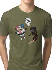 Kylo Ren n' ST-1MPY Tri-blend T-Shirt