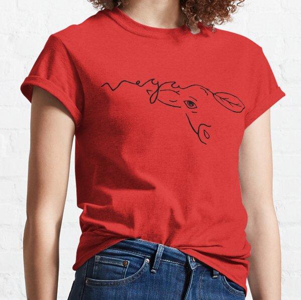 The Cute Vegan Classic T-Shirt