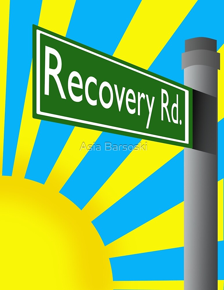 Recovery Road by Asia Barsoski