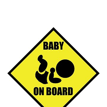 Baby on Board by abarsoski