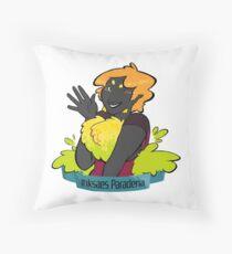 Paradena Crest Throw Pillow