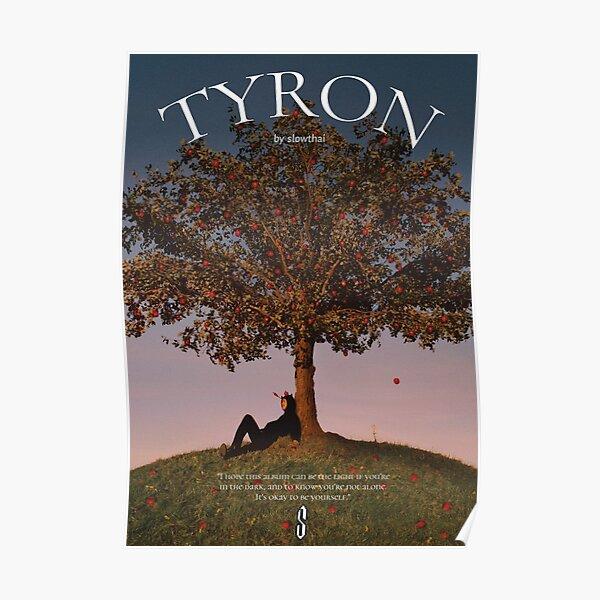 Slowthai Tyron Album Poster Poster