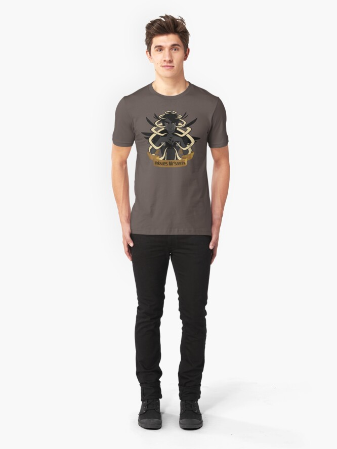 Alternate view of Mir'saerin Crest Slim Fit T-Shirt